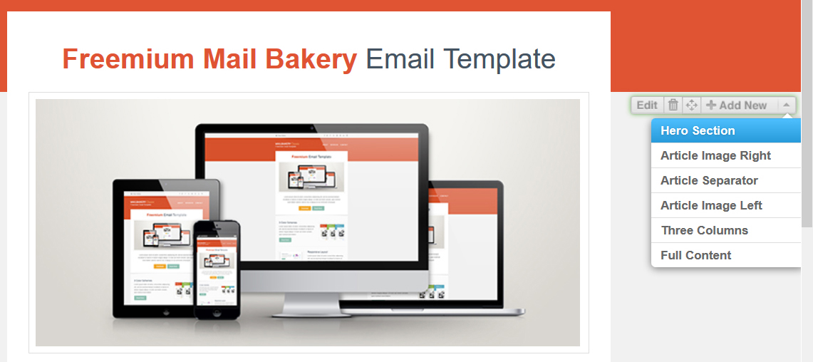 Best Html Email Template Editors In Email Marketing Platforms